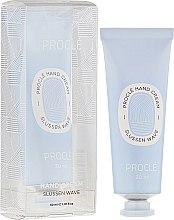 Parfums et Produits cosmétiques Crème à l'aloe vera pour mains - Procle Hand Cream Slussen Wave