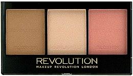 Parfums et Produits cosmétiques Palette contour de visage - Makeup Revolution Ultra Sculpt&Contour Kit