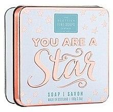 Parfums et Produits cosmétiques Savon en boîte métallique - Scottish Fine Soaps You Are A Star Soap In A Tin