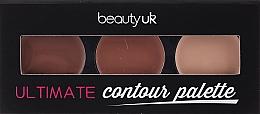 Parfums et Produits cosmétiques Palette contouring - Beauty UK Ultimate Contour Palette