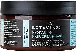 Parfums et Produits cosmétiques Masque hydratant pour cheveux - Botavikos Hydrating Hair Cream-Mask