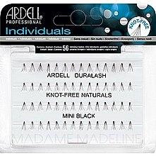 Parfums et Produits cosmétiques Faux-cils individuels sans nœud, 56 pcs - Ardell Individuals Eye Lash Knot-Free Naturals