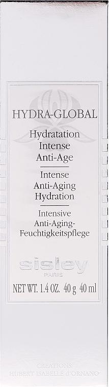 Crème à l'huile de lavande et sauge pour visage - Sisley Hydra Global Intense Anti-Aging Hydration — Photo N1
