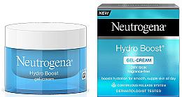Parfums et Produits cosmétiques Gel-crème à l'acide hyaluronique pour visage - Neutrogena Hydro Boost Gel Cream Moisturiser