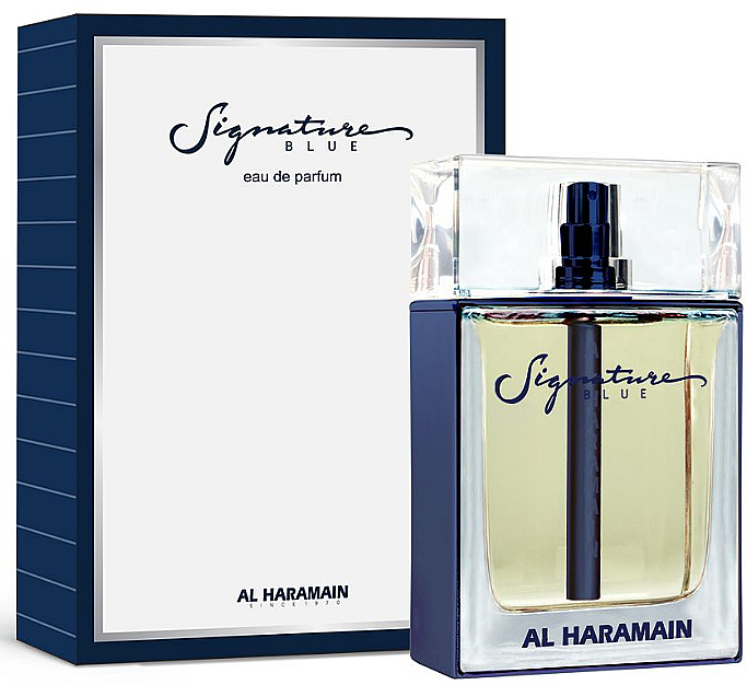 Al Haramain Signature Blue - Eau de Parfum