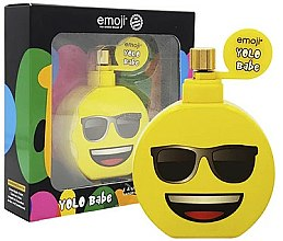 Parfums et Produits cosmétiques Emoji Yolo Babe - Eau de parfum
