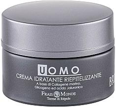 Parfums et Produits cosmétiques Crème au collagène marin pour le visage - Frais Monde Men Brutia Repairing Moisturizing Cream