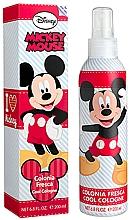 Parfums et Produits cosmétiques Air-Val International Disney Mickey Mouse - Brume parfumée pour enfants