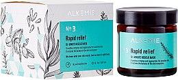 Parfums et Produits cosmétiques Masque à l'extrait de poivre et huile d'argan pour visage - Alkemie Rapid Relief Rescue Mask