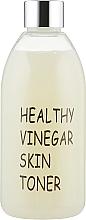 Parfums et Produits cosmétiques Lotion tonique, Riz - Real Skin Healthy Vinegar Skin Toner Rice