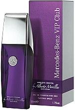 Parfums et Produits cosmétiques Mercedes-Benz Vip Club Addictive Oriental - Eau de Toilette