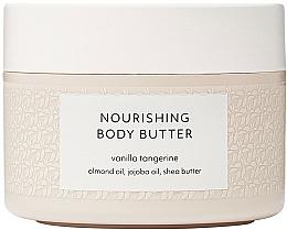 Parfums et Produits cosmétiques Beurre nourrissante à l'huile d'amande pour corps, Vanille et Tangerine - Estelle & Thild Vanilla Tangerine Nourishing Body Butter