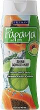 Parfums et Produits cosmétiques Après-shampooing à la papaye et citron vert - Freeman Papaya and Lime Shine Conditioner