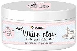 Parfums et Produits cosmétiques Argile blanche pour visage - Nacomi White Clay