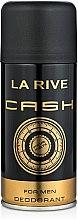 Parfums et Produits cosmétiques La Rive Cash - Déodorant spray parfumé