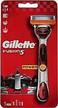 Parfums et Produits cosmétiques Rasoir électrique avec 1 lame de rechange - Gillette Fusion5 ProGlide Power