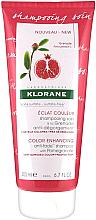 Parfums et Produits cosmétiques Shampooing à la grenade - Klorane Color Enhancing Anti-Fade Shampoo With Pomegranate