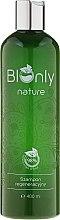 Parfums et Produits cosmétiques Shampooing régénérant pour cheveux abîmés et fragilisés - BIOnly Nature Regenerating Shampoo