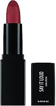 Parfums et Produits cosmétiques Rouge à lèvres - Sleek MakeUP Say It Loud Satin Lipstick