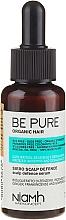 Parfums et Produits cosmétiques Sérum bio à l'extrait de gingembre pour cheveux - Niamh Hairconcept Be Pure Scalp Defence Serum