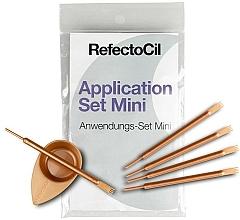 Parfums et Produits cosmétiques Kit de coloration pour cils et sourcils - RefectoCil Application Set Mini Rose Gold