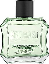 Parfums et Produits cosmétiques Lotion après-rasage à l'huile d'eucalyptus et menthol - Proraso Green After Shave Lotion