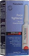 Parfums et Produits cosmétiques Concentré-booster sans parabènes pour visage - Frezyderm Face Tightener Cream Booster