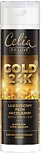Parfums et Produits cosmétiques Eau micellaire au miel de Manuka - Celia De Luxe Gold 24k