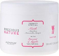 Parfums et Produits cosmétiques Masque à l'extrait de myrtille et pomme pour cheveux - Alfaparf Precious Nature Mask for Thirsty Hair