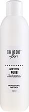 Parfums et Produits cosmétiques Dissolvant vernis hybrides, usage professionnel - Chiodo Pro Soft Aceton Pure