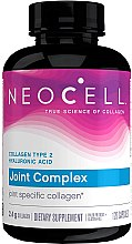 Parfums et Produits cosmétiques Collagène type 2 en capsules pour la santé des articulations, 120 capsules - NeoCell Collagen 2 Joint Complex