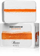 Parfums et Produits cosmétiques Savon, Agrumes et Musc aux herbes - Baxter of California Vitamin Cleansing Bar Citrus & Herbal Musk