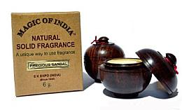 Parfums et Produits cosmétiques Parfum solide, Bois de santal - Shamasa