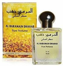 Parfums et Produits cosmétiques Al Haramain Dhahab - Huile de parfum (mini)