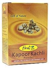 Parfums et Produits cosmétiques Poudre de Kapoor Kachli pour cheveux - Hesh Kapoor Kachli Powder