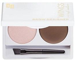 Parfums et Produits cosmétiques Palette de coiffage des sourcils - AA Wings Of Color Brow Designer