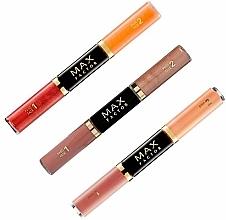 Rouge à lèvres et gloss liquide - Max Factor Lipfinity Colour & Gloss — Photo N2