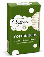 Parfums et Produits cosmétiques Cotons-tiges bio - Simply Gentle Organic Cotton Buds