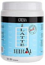 Parfums et Produits cosmétiques Crème-masque aux protéines de lait pour cheveux - Pettenon Serical