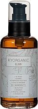 Parfums et Produits cosmétiques Élixir au thé noir, bambou et kératine pour cheveux - Kyo Kyorganic Elixir