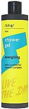 Parfums et Produits cosmétiques Gel douche - Kili·g Man Energizing Shower Gel