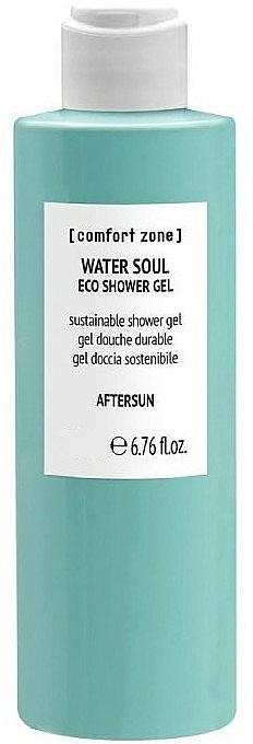 Gel douche après-soleil - Comfort Zone Water Soul Eco Shower Gel Aftersun — Photo N1
