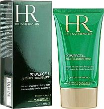 Parfums et Produits cosmétiques Baume exfoliant éclat instanté - Helena Rubinstein Powercell Anti-Pollution Mask