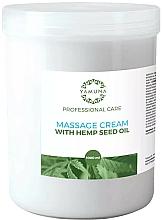 Parfums et Produits cosmétiques Crème de massage à l'huile de chanvre - Yamuna Massage Cream