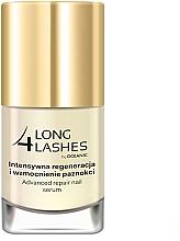 Parfums et Produits cosmétiques Sérum pour régénération intensive et renforcement des ongles - Long4Lashes Nails Cica Recovery Care