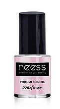 Parfums et Produits cosmétiques Huile parfumée à la fleur sauvage pour ongles - Neess Perfume Mani Oil Wildflower