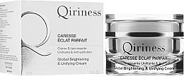 Parfums et Produits cosmétiques Crème éclaircissante unifiante et anti-pollution pour visage - Qiriness Global Brightening & Unifying Cream
