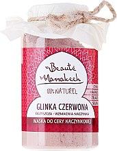 Parfums et Produits cosmétiques Argile rouge marocaine en poudre 100% naturelle - Beaute Marrakech Red Clay