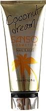Parfums et Produits cosmétiques Baume parfumé à l'extrait d'aloès pour corps - Sanso Cosmetics Coconut Dream Body Balm