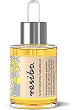 Parfums et Produits cosmétiques Sérum à l'extarait de lavande pour visage et cou - Resibo Serum Naturally Smoothing